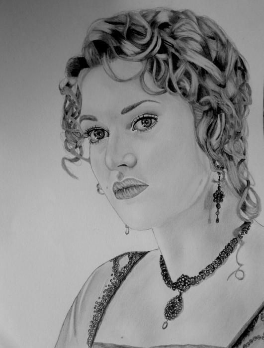 Portrait of Kate Winsl...